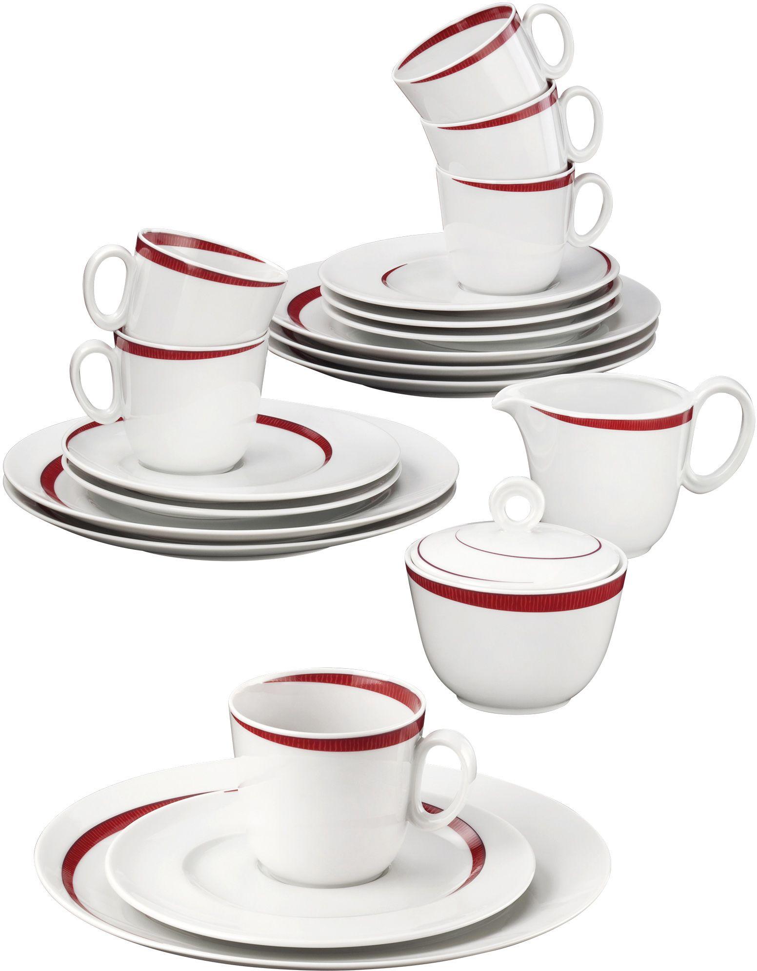 seltmann weiden kaffeeservice porzellan 20 teilig paso bossa nova schwab versand. Black Bedroom Furniture Sets. Home Design Ideas