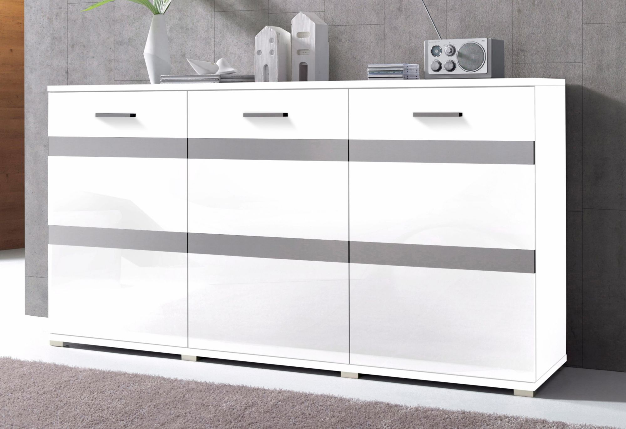 sideboard breite 180 cm schwab versand kommoden sideboards. Black Bedroom Furniture Sets. Home Design Ideas