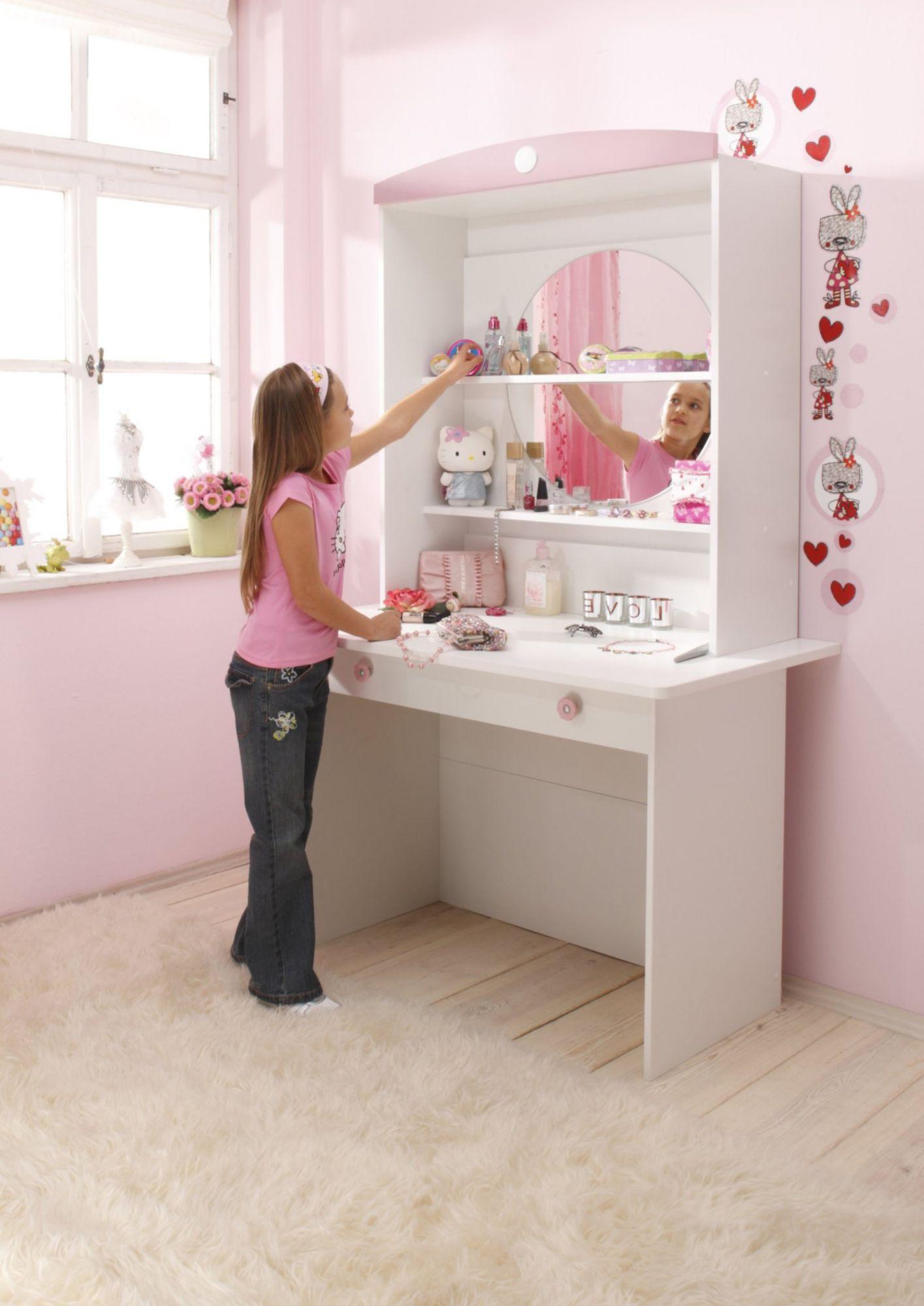 rauch schminktisch schwab versand kindertische. Black Bedroom Furniture Sets. Home Design Ideas
