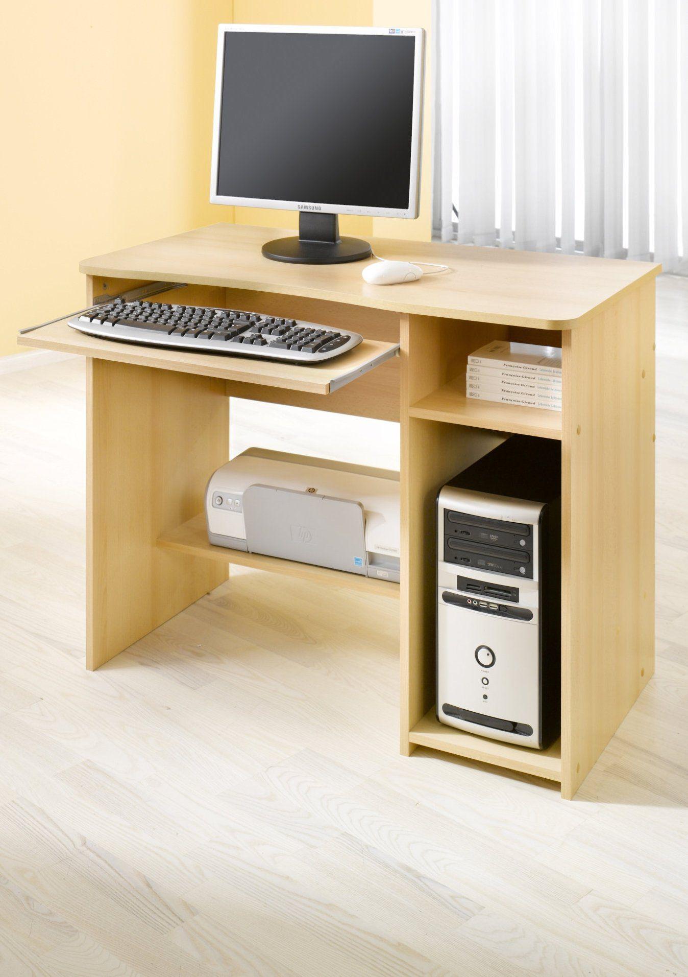 Schreibtisch 8048 schwab versand schreibtische for Schreibtisch druckerfach