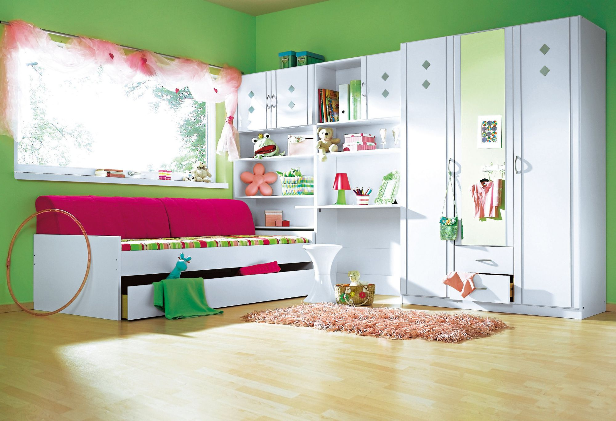 rauch jugendzimmer set 4 tlg schwab versand. Black Bedroom Furniture Sets. Home Design Ideas