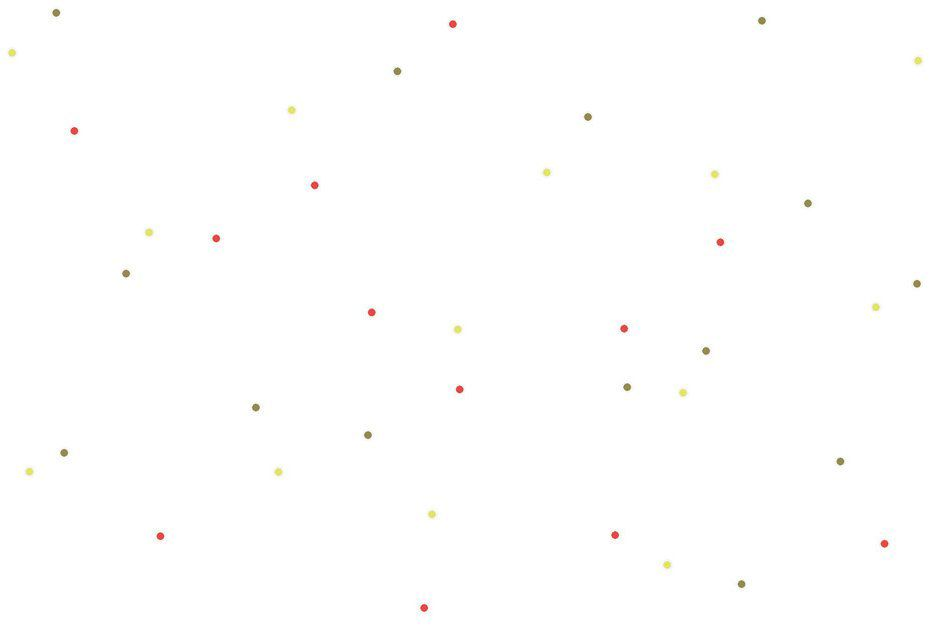 Selbstklebende Tapeten F?r Schr?nke : Esprit, trendig, Punkte, Bunt Schwab Versand Tapeten mit Punkten