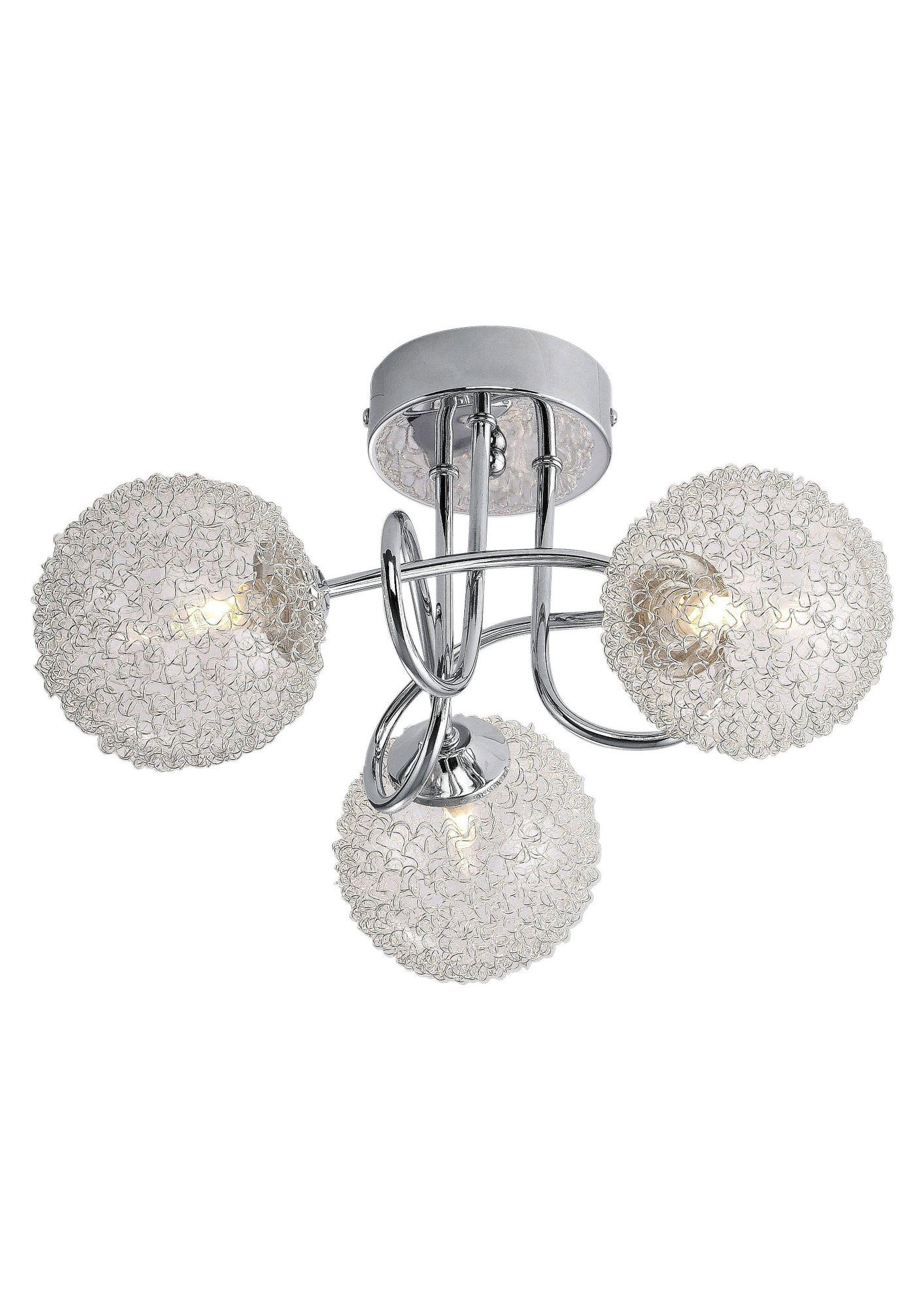 Halogen deckenlampe 3 flg leuchten direkt schwab for Leuchten versand