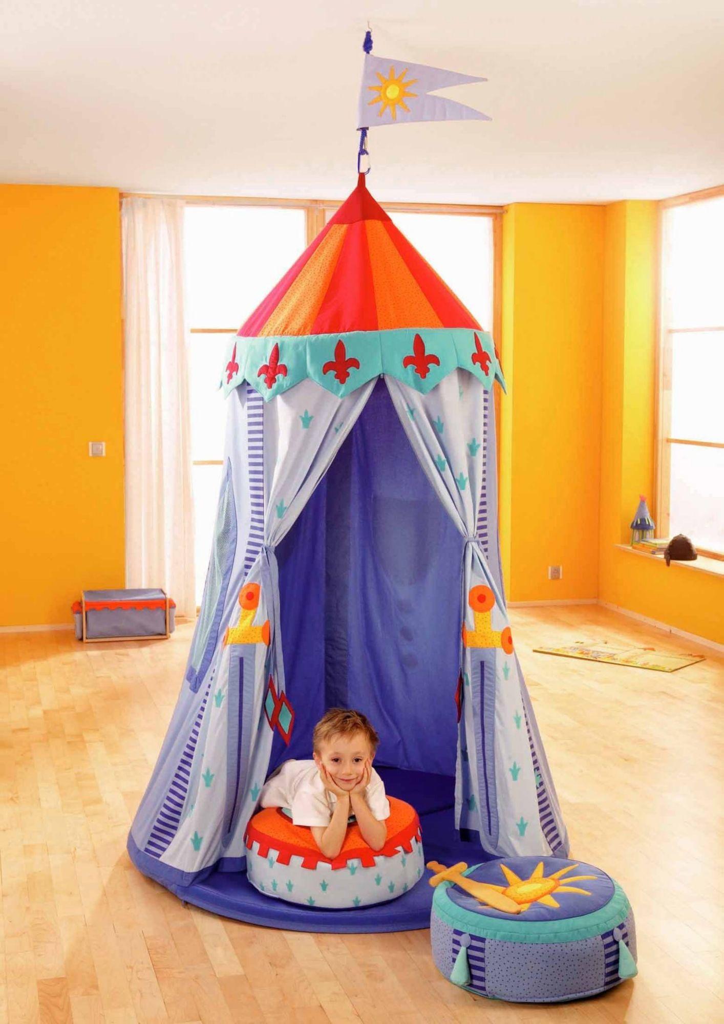 Подвесной шатер для детей своими руками