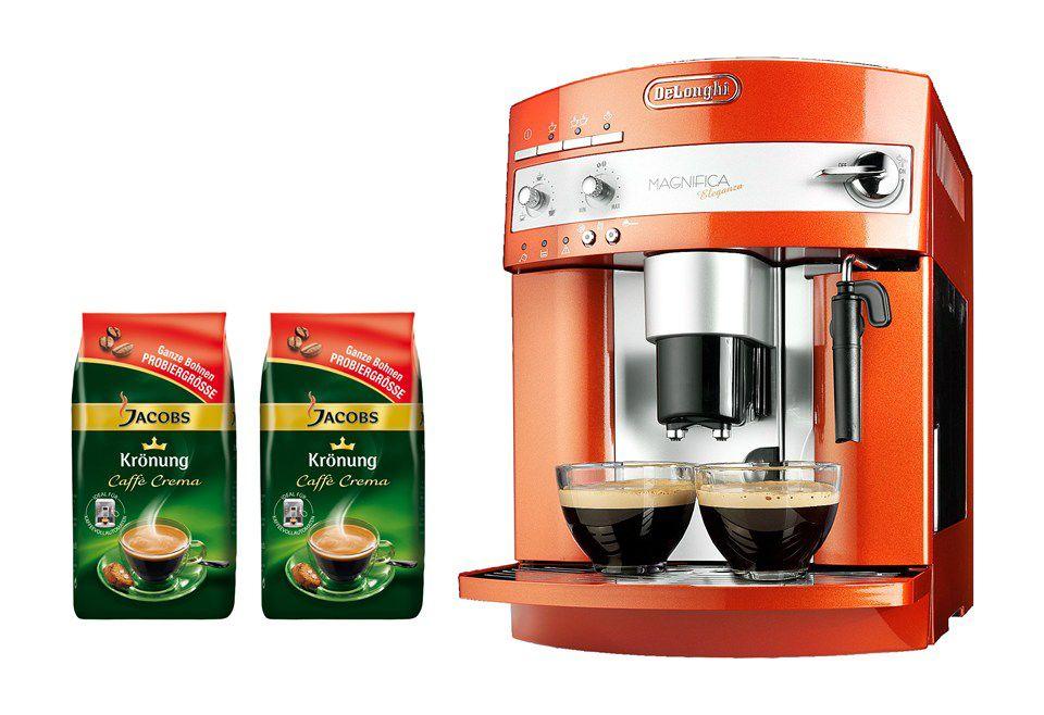 de 39 longhi kaffeevollautomat magnifica esam 3200 s 3240 schwab versand kaffeevollautomaten. Black Bedroom Furniture Sets. Home Design Ideas
