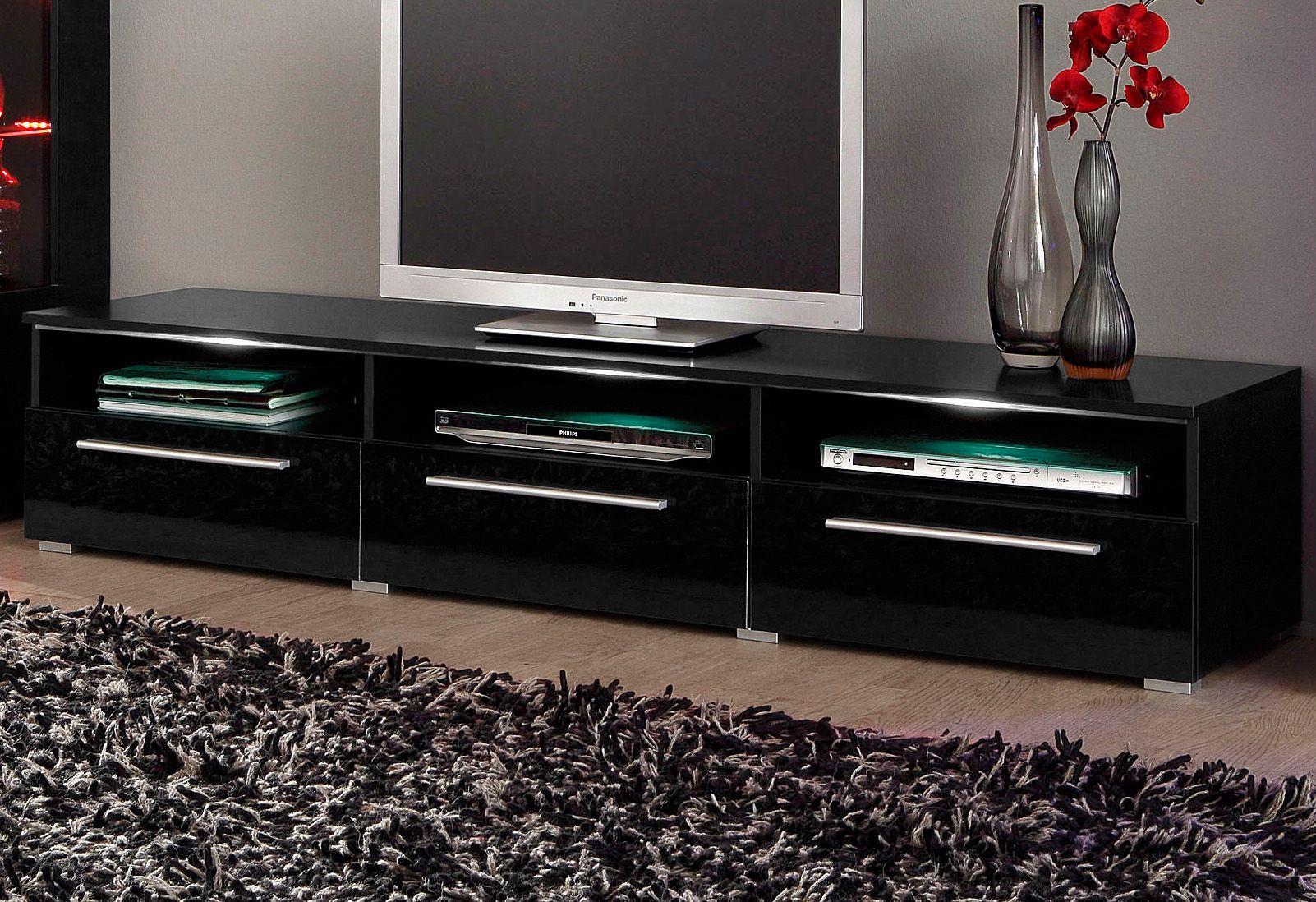 tv lowboard breite 180 cm schwab versand wohnw nde tv m bel. Black Bedroom Furniture Sets. Home Design Ideas