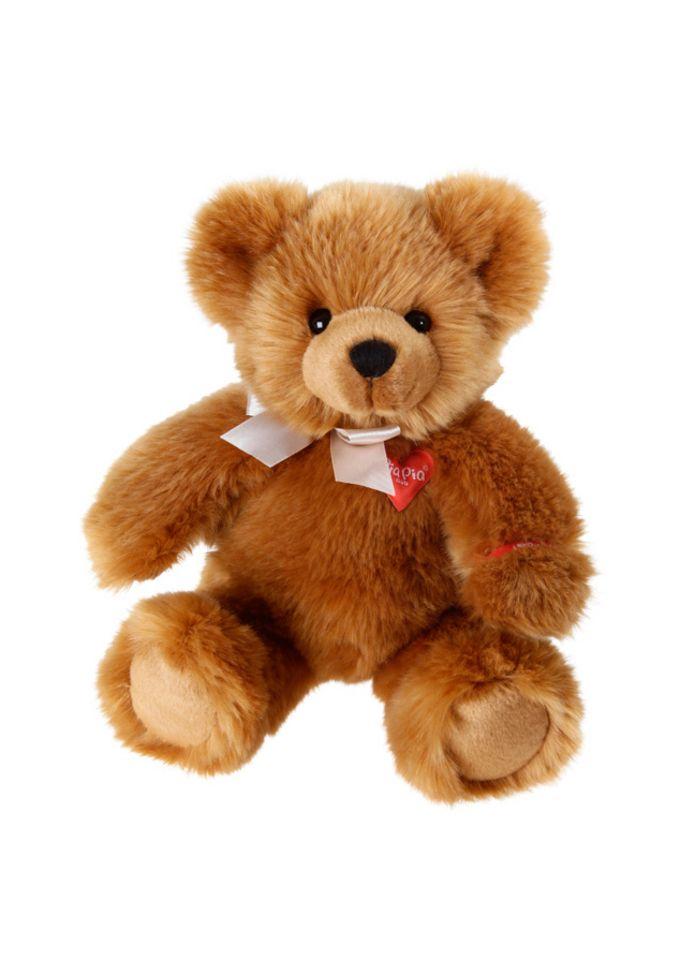 heinrich bauer pl schtier knuddel b r sitzend piapia club schwab versand teddy. Black Bedroom Furniture Sets. Home Design Ideas