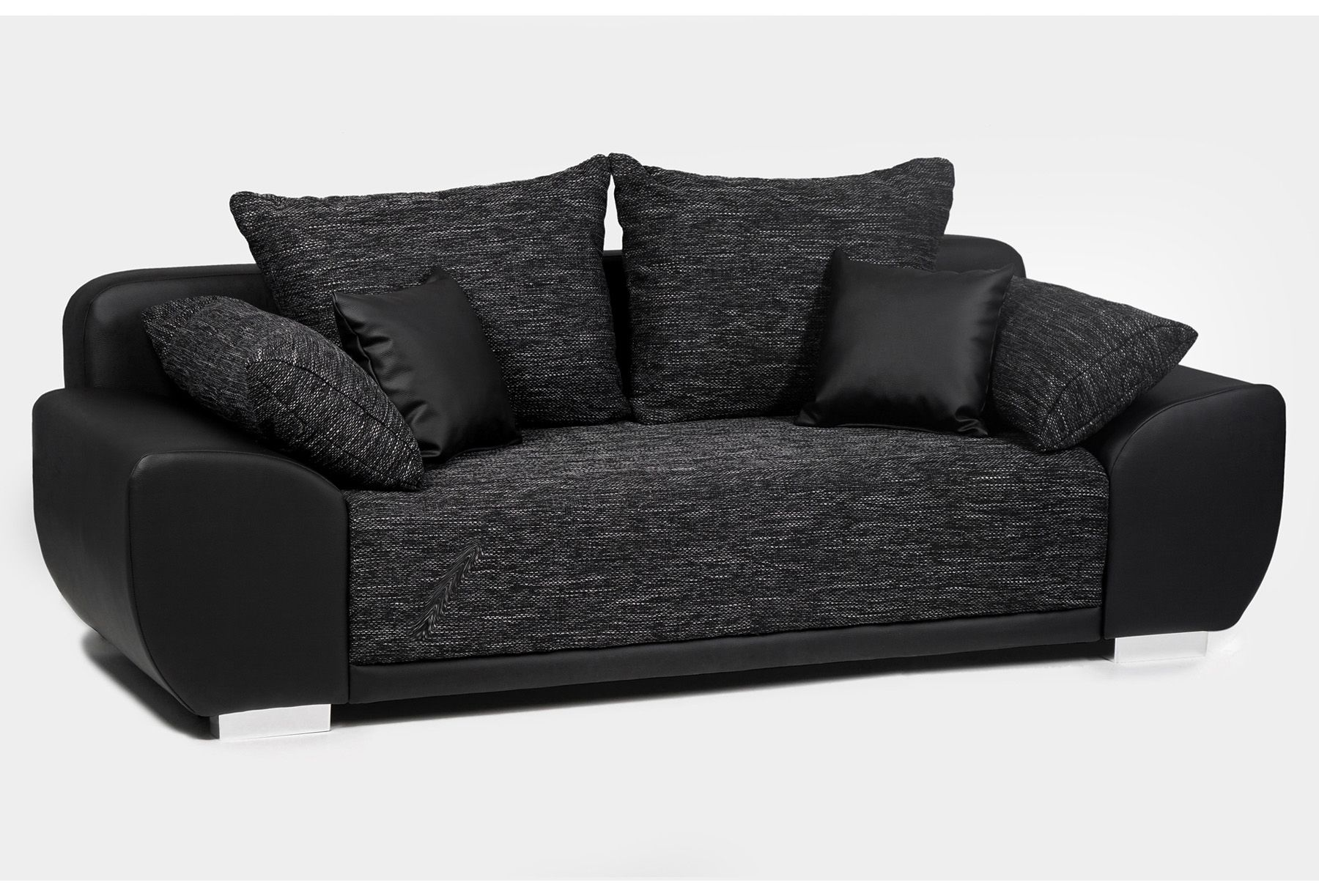 schlafsofa mit federkern schwab versand schlafsofas. Black Bedroom Furniture Sets. Home Design Ideas
