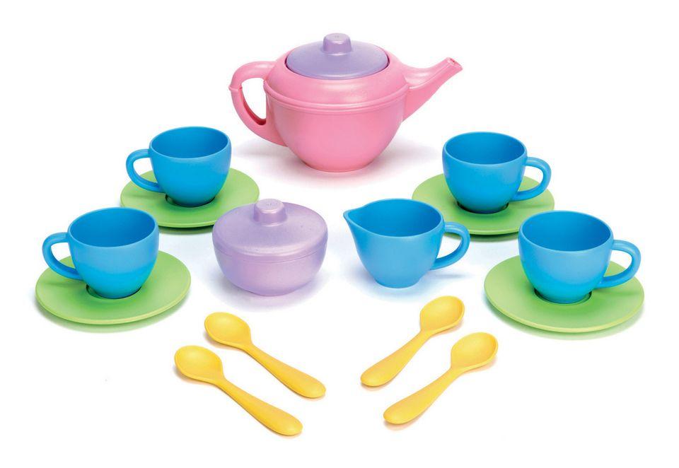 Green Toys Spiel-Teeservice