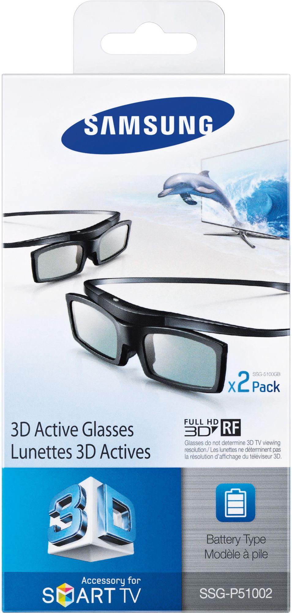 Samsung SSG-P51002 XC 3D-Active-Shutter-Brille 2 Stck.
