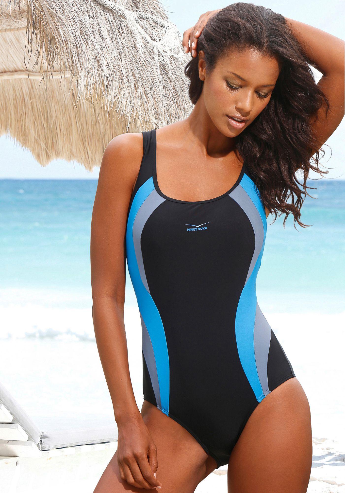 badeanzug venice beach schwab versand runde h ften. Black Bedroom Furniture Sets. Home Design Ideas