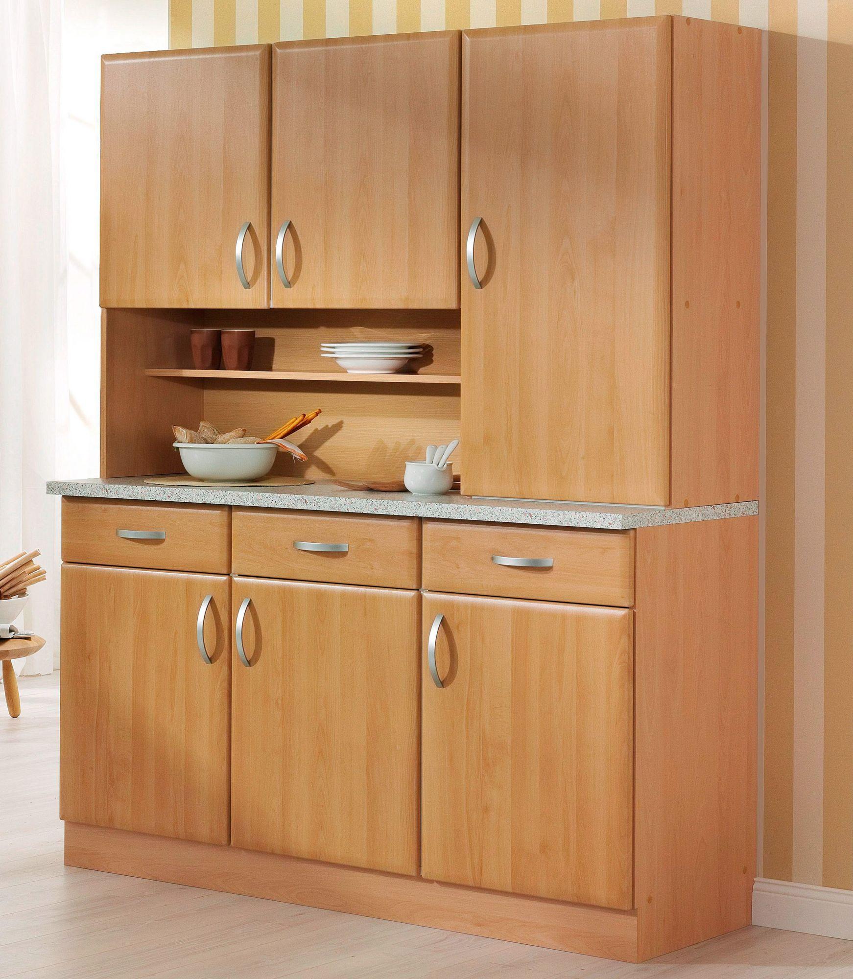 k chenbuffet prag breite 150 cm schwab versand buffetschr nke. Black Bedroom Furniture Sets. Home Design Ideas