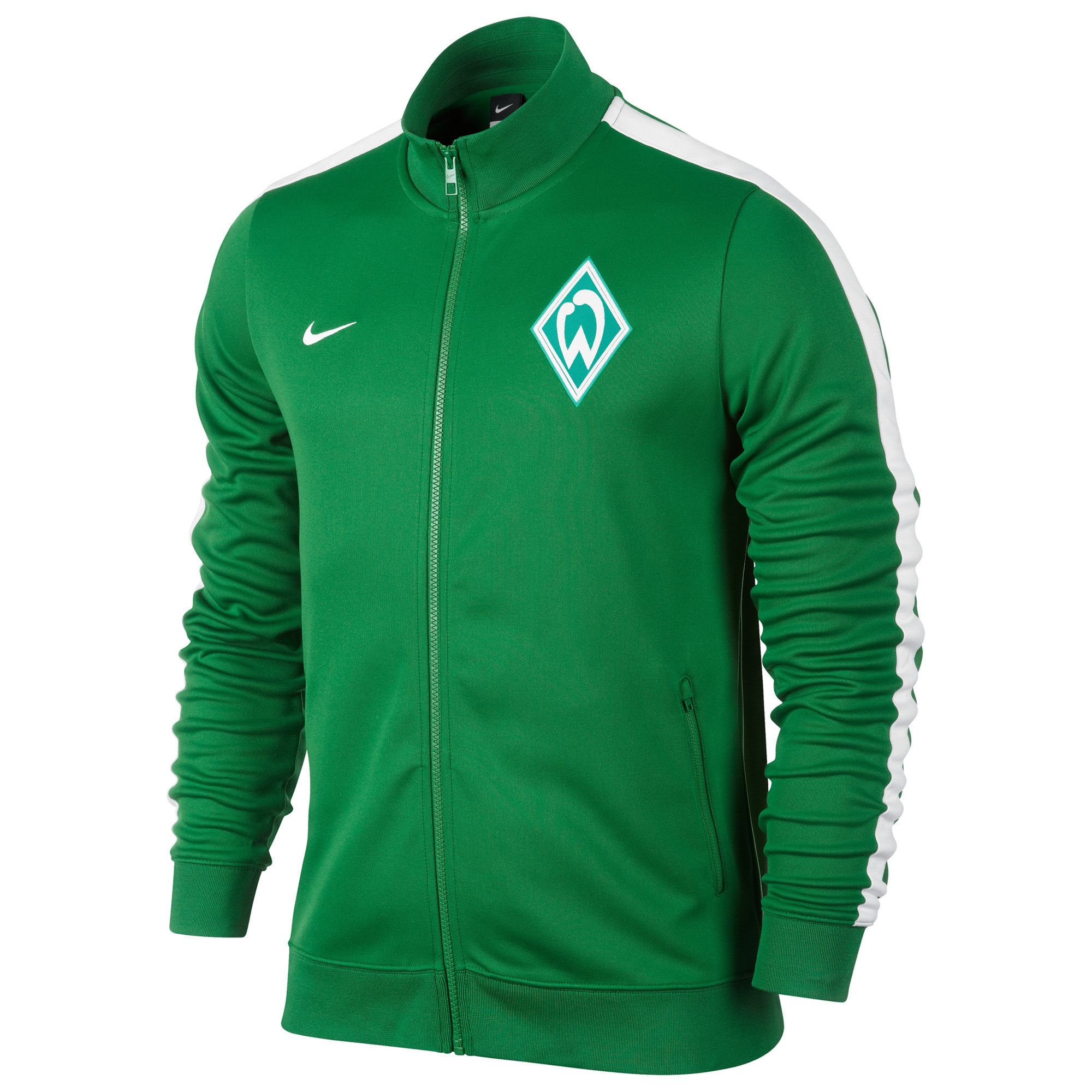 nike sv werder bremen authentic n98 track jacke herren. Black Bedroom Furniture Sets. Home Design Ideas