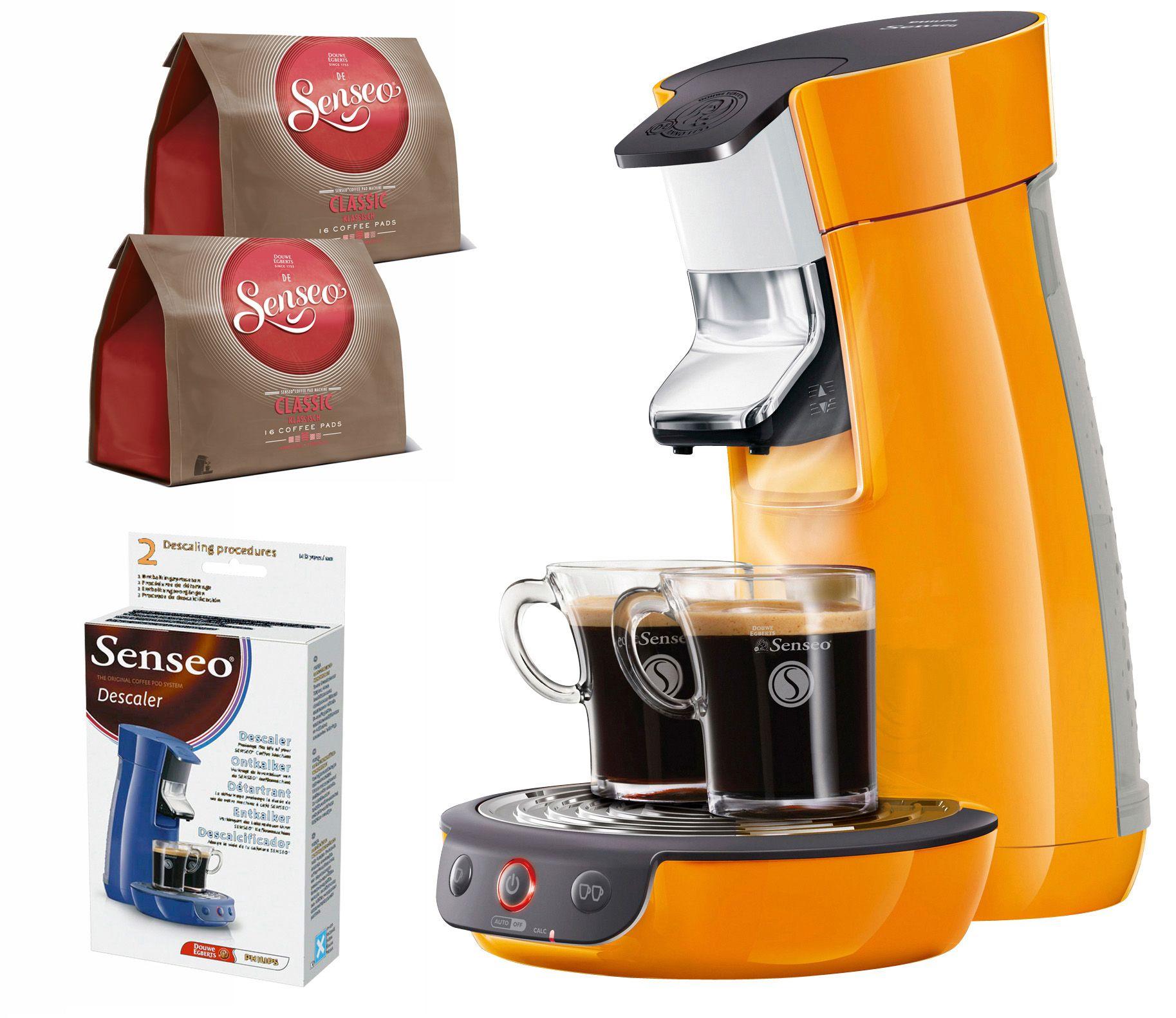 philips senseo kaffeepadmaschine hd7825 viva caf inkl. Black Bedroom Furniture Sets. Home Design Ideas
