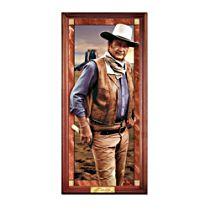 John Wayne Hero Of The West Panorama