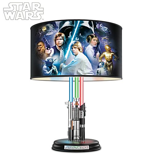 Star Wars Original Trilogy Lamp