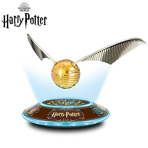 HARRY POTTER™ Levitating GOLDEN SNITCH™