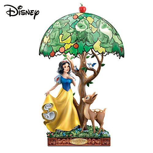 "Disney Snow White ""Fairest Of Them All"" Accent Lamp"