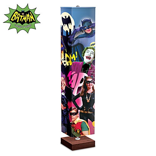 BATMAN Four-Sided Floor Lamp