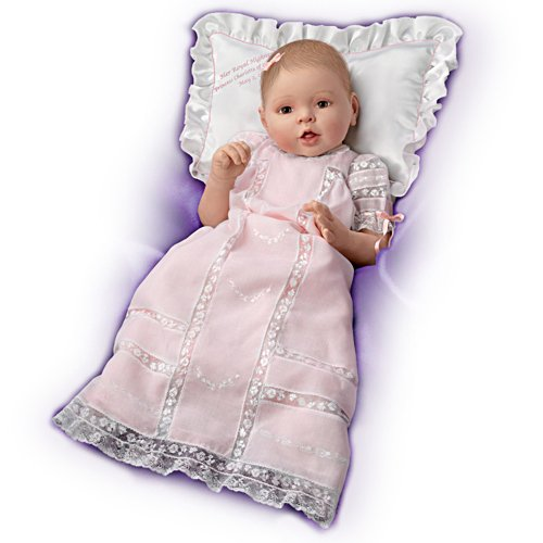 'Princess Of Cambridge' Commemorative Baby Doll