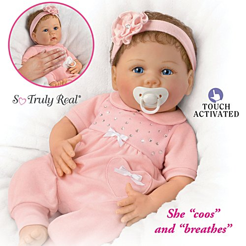 Cooing Chloe So Truly Real® Baby doll
