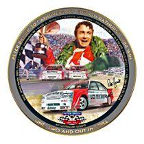 Peter Brock 1984 Bathurst Win Plate