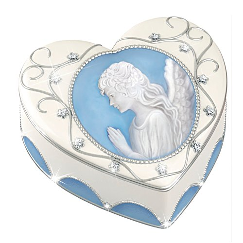 Granddaughter Guardian Music Box