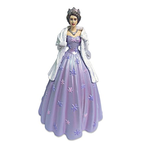The Queen's Night Out in New Zealand figurine