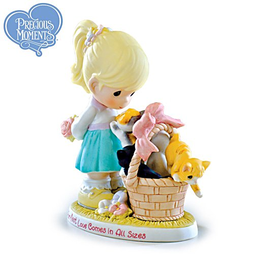 Purr-fect Love Comes In All Sizes Figurine