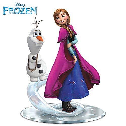 """Do You Want To Build A Snowman?"" Figurine"