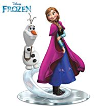 "Disney FROZEN ""Do You Want To Build A Snowman?"" Figurine"