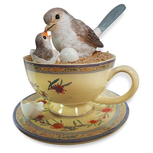 Tea-reasures of the Garden Sculpture