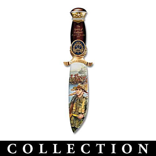 """The Spirit of Gallipoli"" Replica Knife Collection"