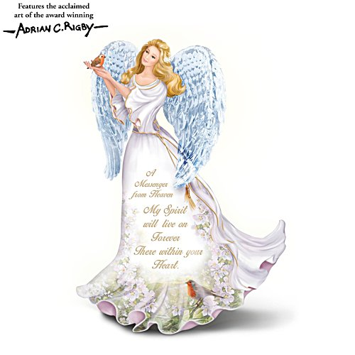 """Forever With You"" Angel Figurine"