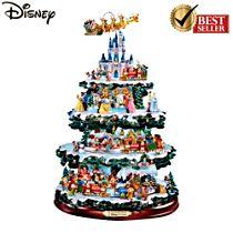 The Wonderful World Of Disney Christmas Tree