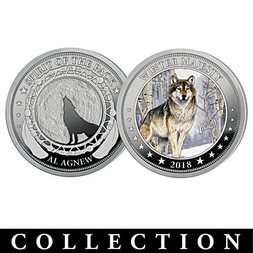 "Al Agnew ""The Spirit Of The Pack"" Coin Collection"