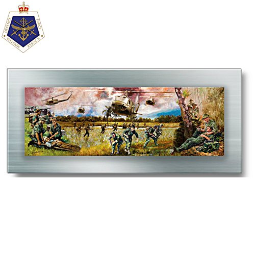 Veterans Remembered Gallery Editions Panorama Print