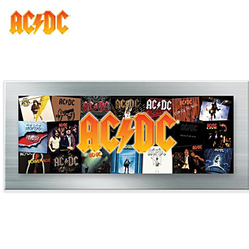 'The Best Of AC/DC' Gallery Editions Panorama Print