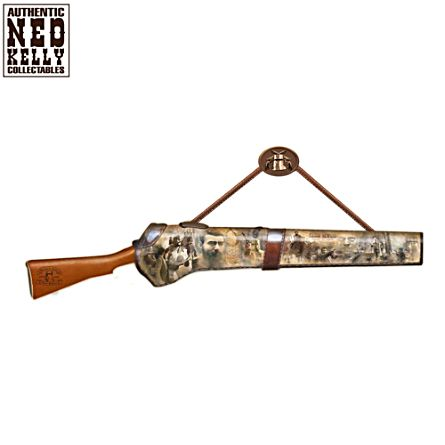 Legend of Ned Kelly Sculptural Replica Rifle