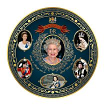 Long to Reign Over Us Gallery Edition Collector Plate