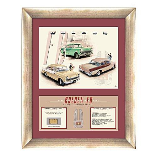 Holden FB 55th Anniversary Gallery Edition Print