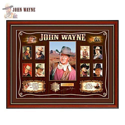 John Wayne Western Limited Edition Print