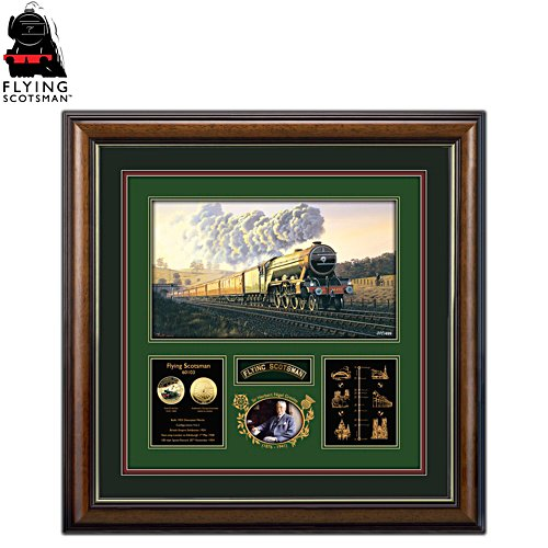 Flying Scotsman Legend Of Steam Gallery Editions Print