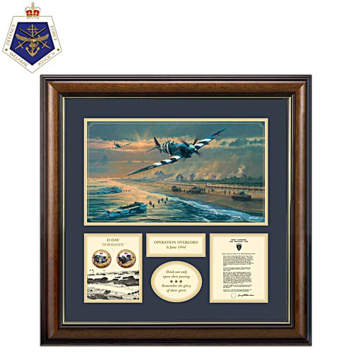 D-Day 75th Anniversary Gallery Editions Print
