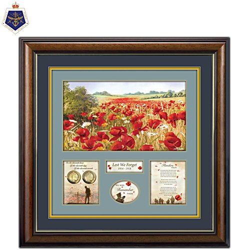 Lest We Forget – Peace in Our Time Armistice Day Centenary Gallery Editions Print