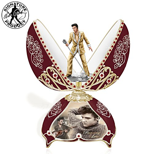 Elvis™ in Concert Musical Egg