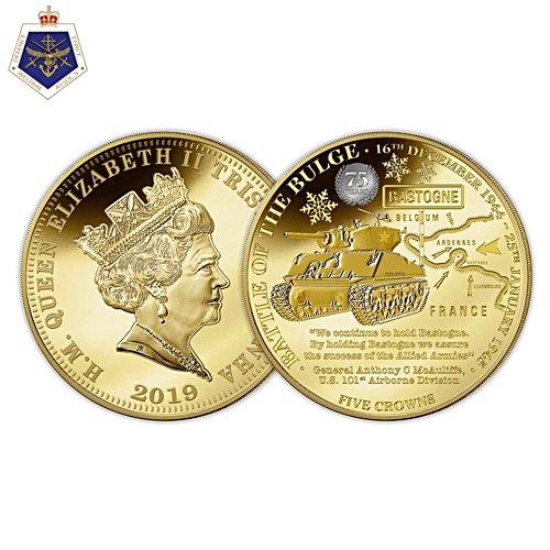 Battle of the Bulge Golden Five Crowns