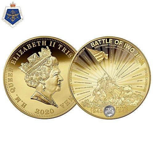 Battle of Iwo Jima 75th Anniversary Five Crowns
