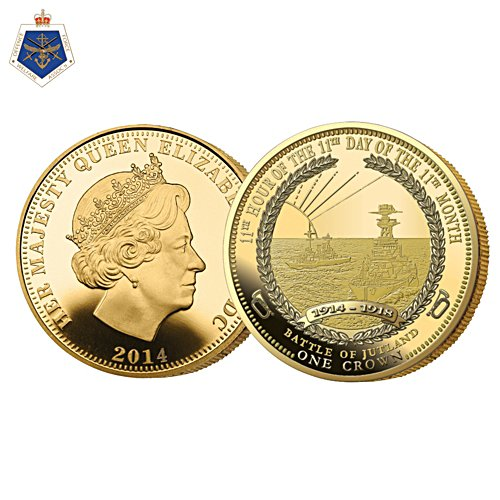 Battle of Jutland Coin