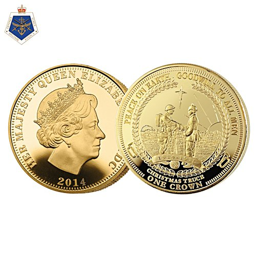 Christmas Truce Coin
